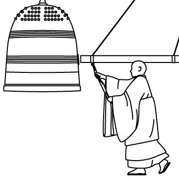 除夜の鐘のサムネイル