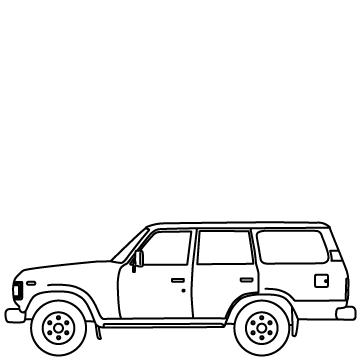 自動車(SUV)01のサムネイル