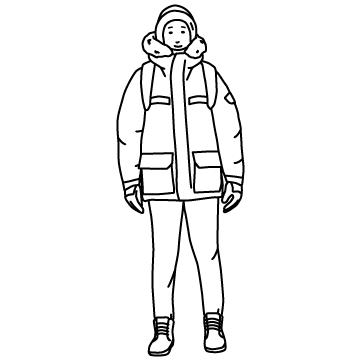 雪山を冒険 01のサムネイル