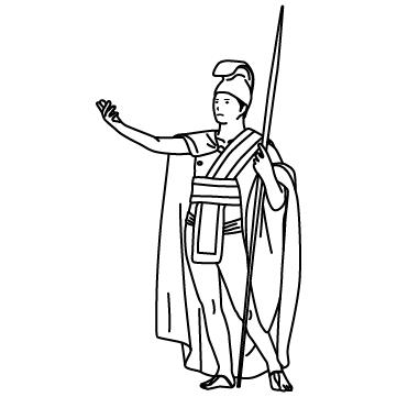 カメハメハ大王様のサムネイル