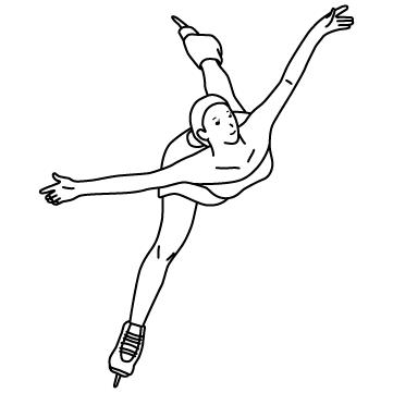 フィギュアスケート 01のサムネイル