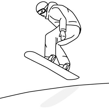 スノーボード(ジャンプ)のサムネイル