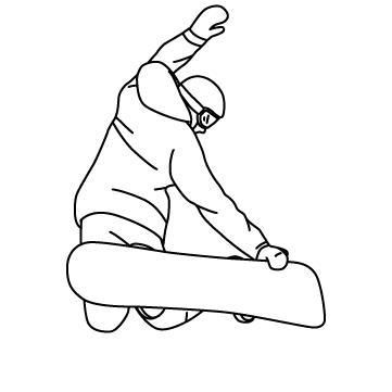スノーボード トリックのサムネイル