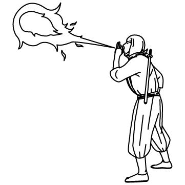 火遁の術のサムネイル