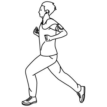 ジョギング(ジョガー)のサムネイル