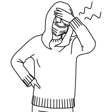 花粉症(頭痛)のサムネイル