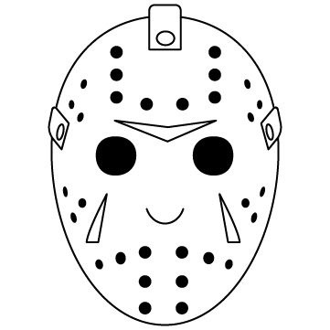 ホッケーマスクのサムネイル