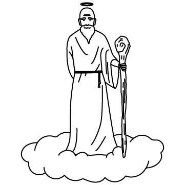 神様(仙人)のサムネイル