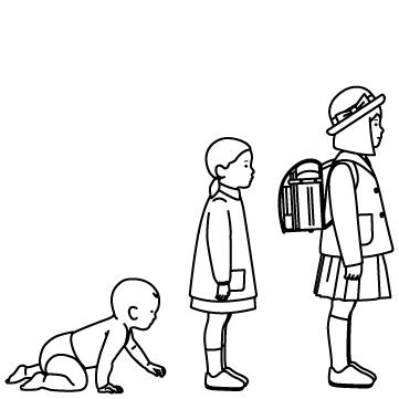 子供の成長(幼児〜小学生)のサムネイル