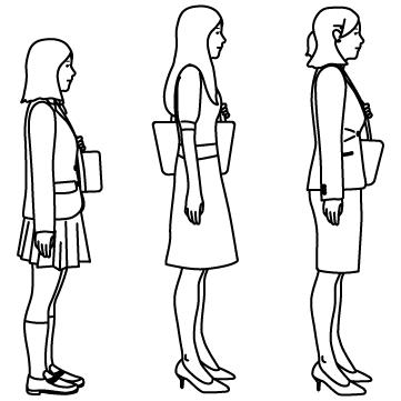 子供の成長(学生〜大人)のサムネイル
