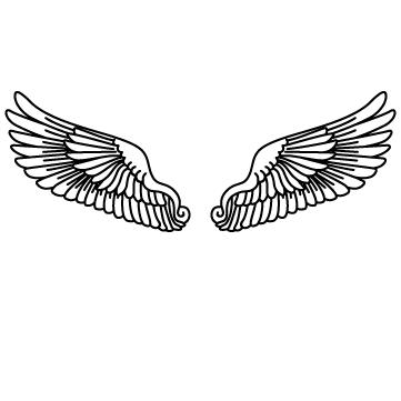羽根(翼)のサムネイル