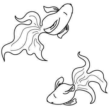 金魚 02のサムネイル