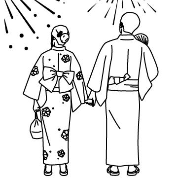 花火大会のサムネイル