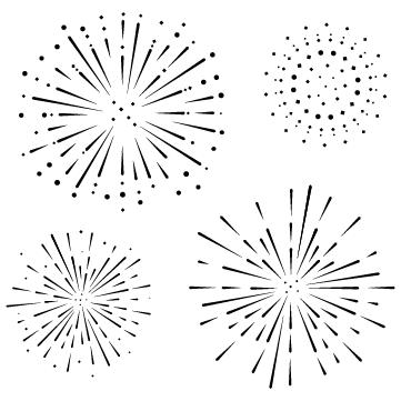 打ち上げ花火のサムネイル
