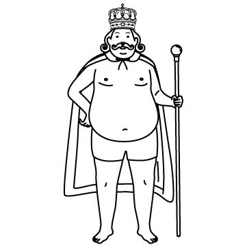 裸の王様(権力)のサムネイル