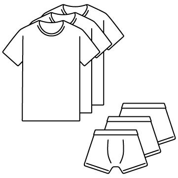 下着・シャツのサムネイル