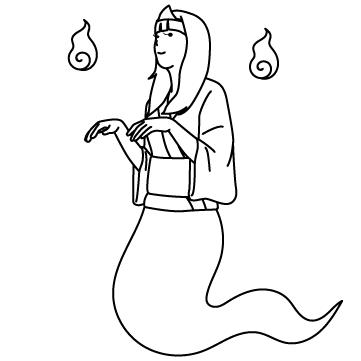 幽霊(オバケ)のサムネイル