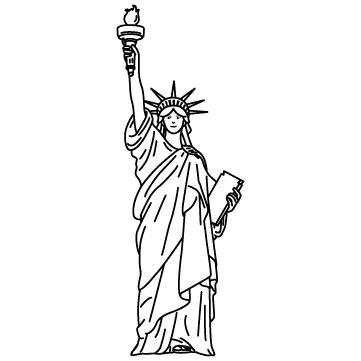 自由の女神のサムネイル