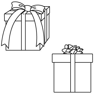プレゼントボックスのサムネイル