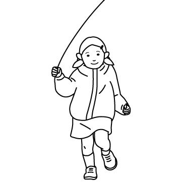 凧揚げ(たこあげ) 02のサムネイル