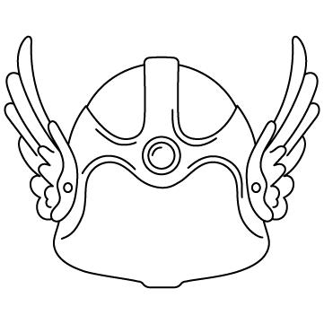 ヘルメット(兜)のサムネイル