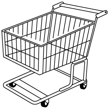 ショッピングカート 02のサムネイル